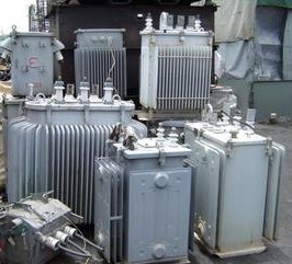 废旧变压器回收