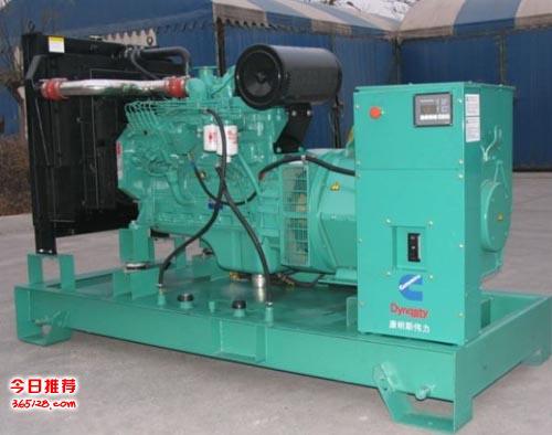 四方废旧设备发电机
