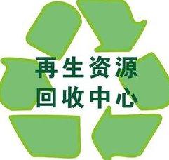 废品回收,再生资源回收中心