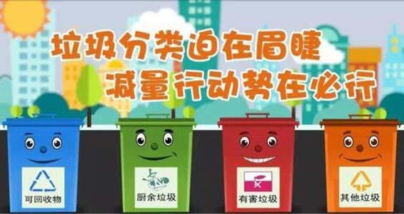 青岛垃圾分类宣传,青岛收购站